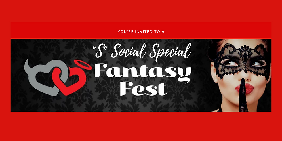 """Fantasy Fest """"S"""" Social"""