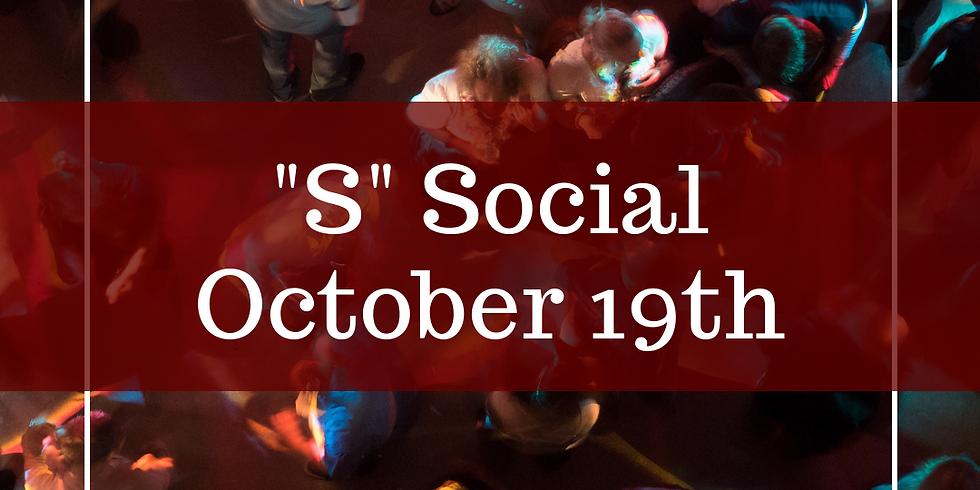 """October """"S"""" Social (1)"""