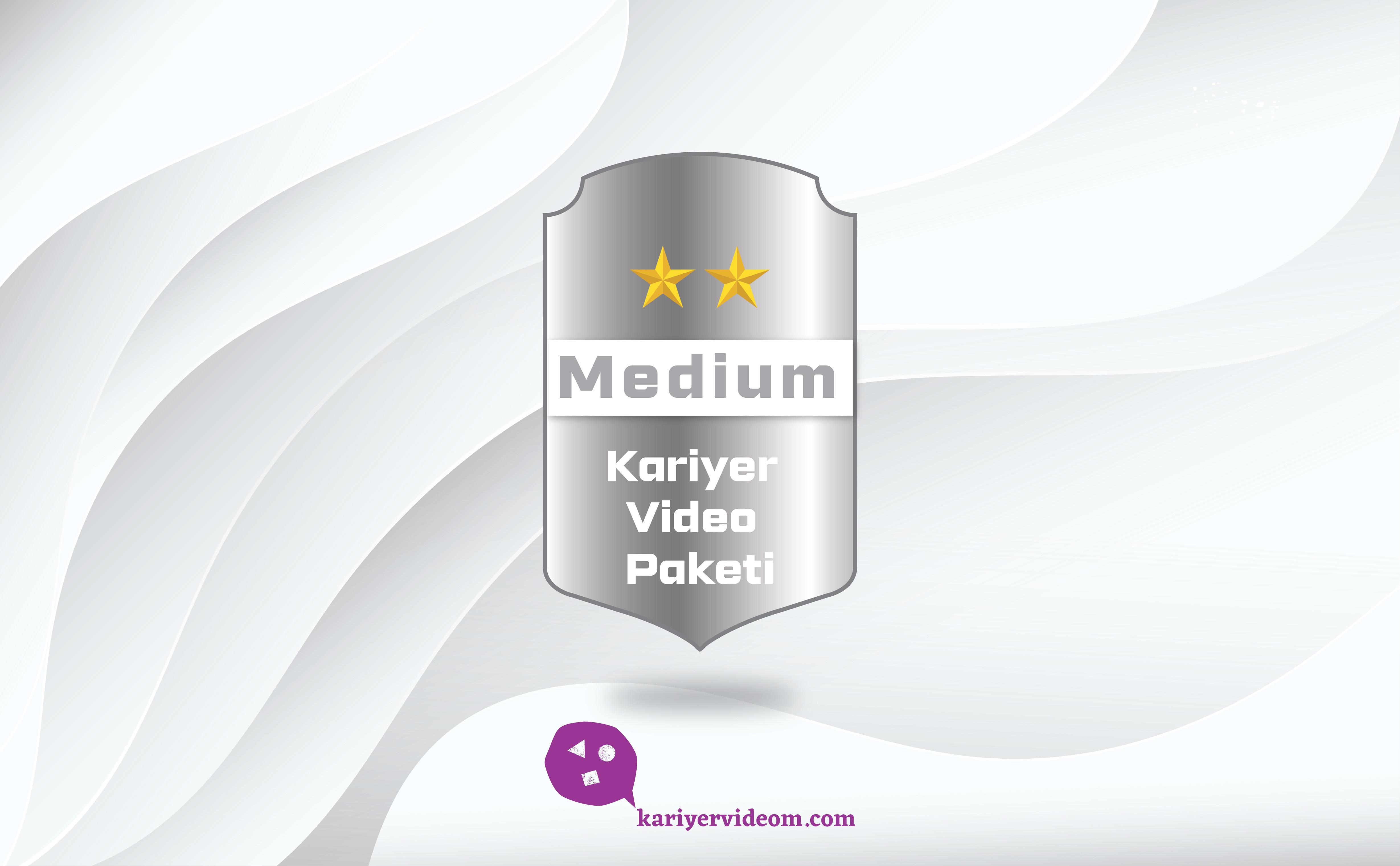Medium Kariyer Videom Paketi