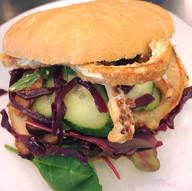 Flæskestegsandwich