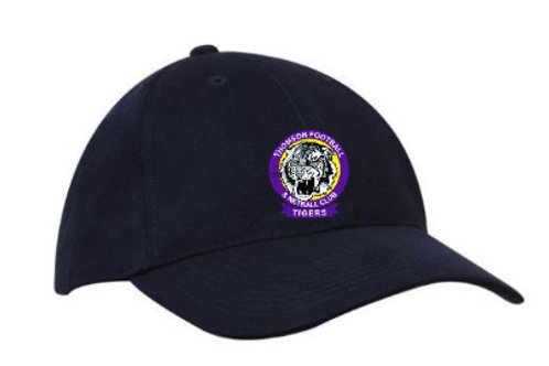 Club Cap with Velcro Strap