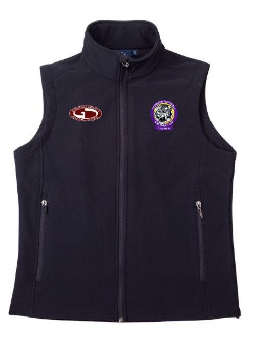 Ladies Soft Shell Vest