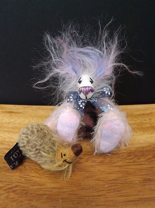 Teeny 'Tiny Tilly' & 'Prickles'