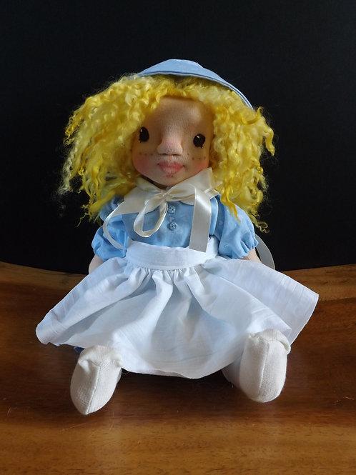 Special 'Penny Pilgrim' - Artist Doll