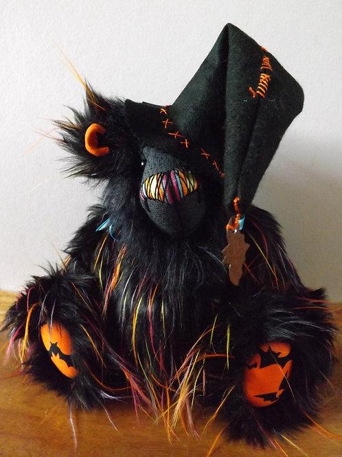 Halloween Bear 'Blair'