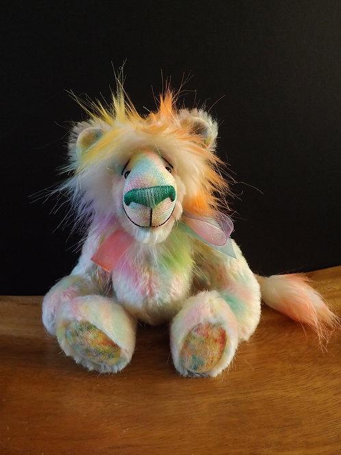 Lion 'Reggie'
