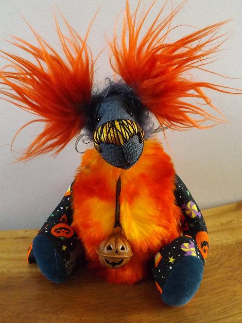 Halloween Bear 'Jacko'