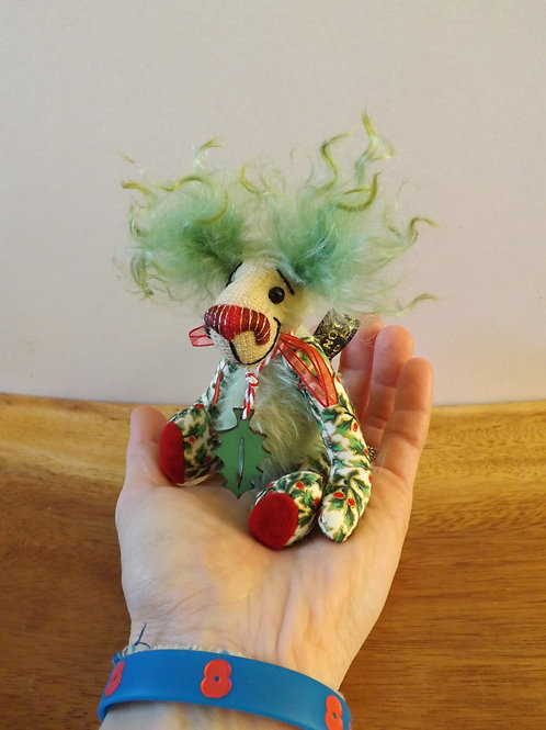 Mini Bear 'Hollie Greenleaf'