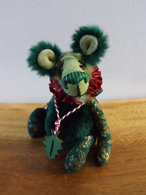 'Elfin' Festive Bear