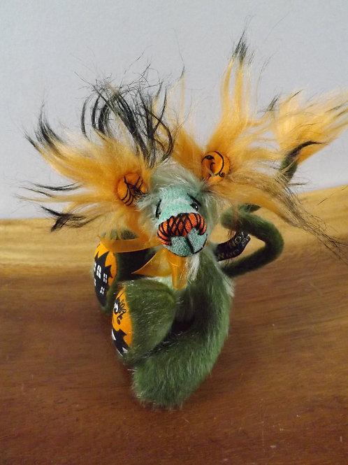 Springy Tailed Halloween 'Oddbod'