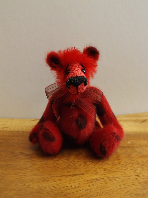 'Dottie Ladybird'