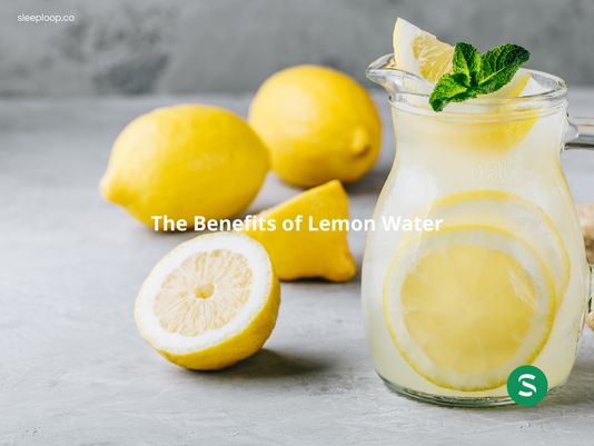 Nutrition: The benefits of lemon water