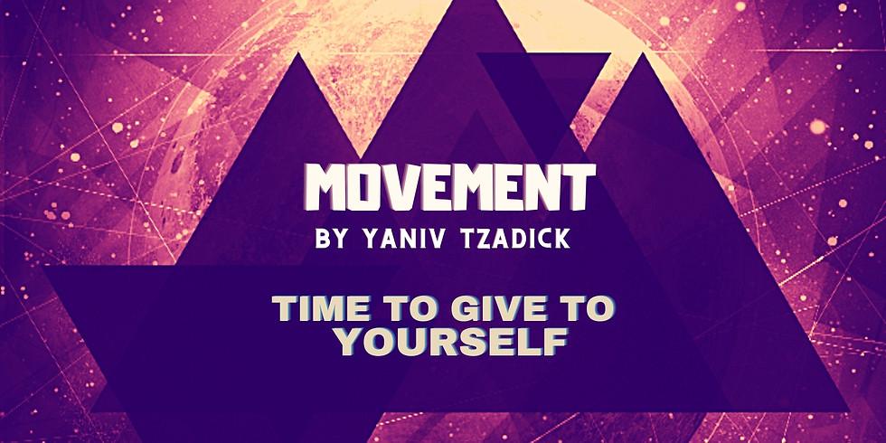 MOVEMENT BY YANIV TZADICK 5.7.21