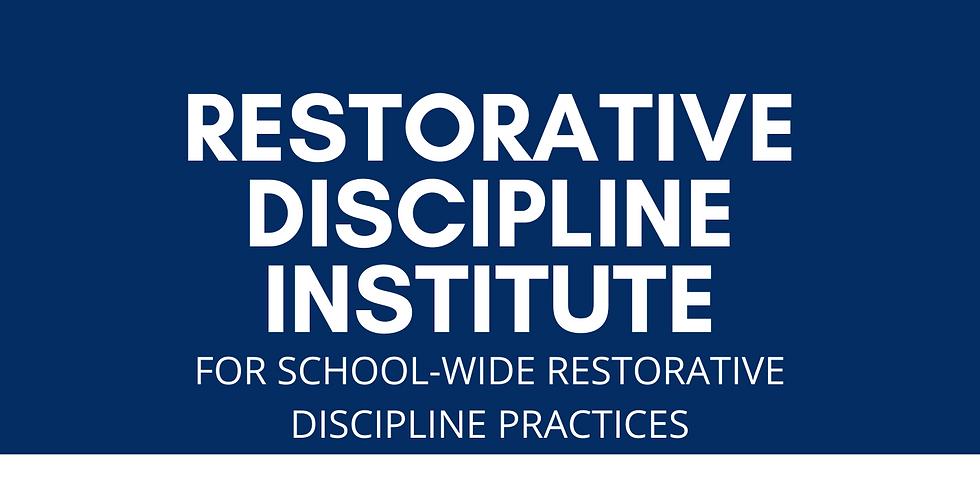 UM Restorative Discipline Institute