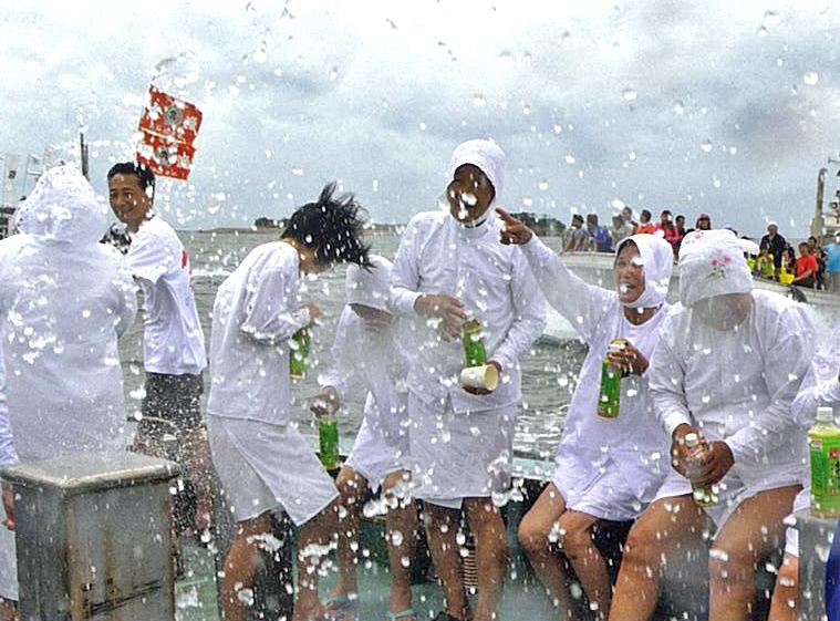 潮かけ祭り