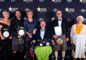 Unsung Hero Award Winner 2018 - Donald Grewar