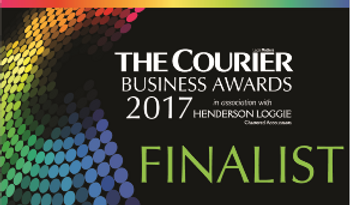Courier Business Awards Finalist - Blue Star St Andrews