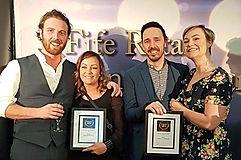 Blue Star Best Service Business in Fife 2018
