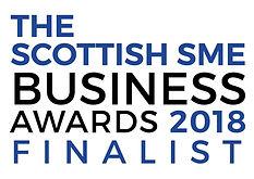 SME Business Award Finalist, St Andrews Fife