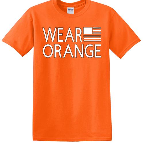 Wear Orange