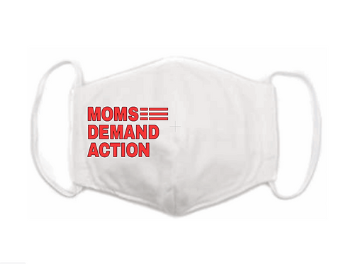 Moms Demand Action Face Mask