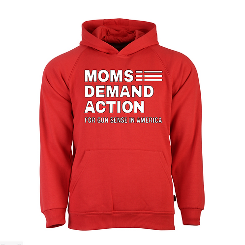 Sweatshirt Moms Demand Action Logo