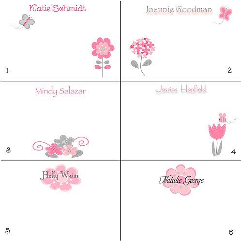 Summer Flower Note Cards