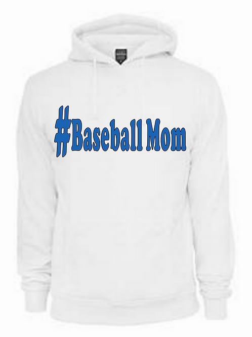 Hashtag Baseball Mom Hoodie