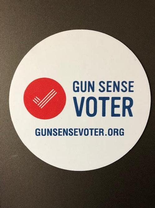 Magnet - Gun Sense Voter