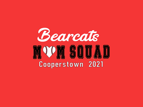Bearcats Cooperstown DESIGN ONLY