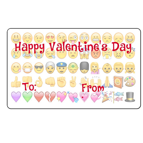 Emoji Valentine