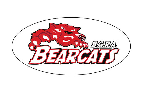 Bearcat Car Magnet