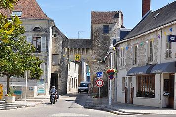 Porte de ville La Roche Posay