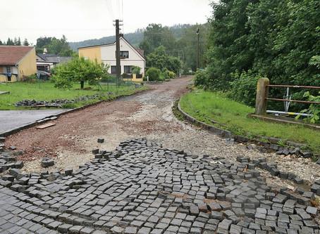 Kraj pomůže 31 obcím s odstraněním povodňových škod. Celkově rozdělí 2,8 milionů korun