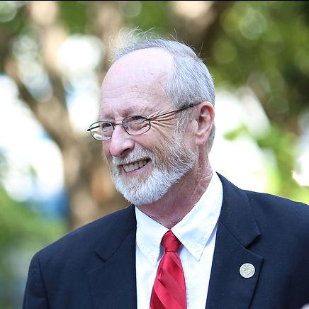 Mayor Lioneld Jordan