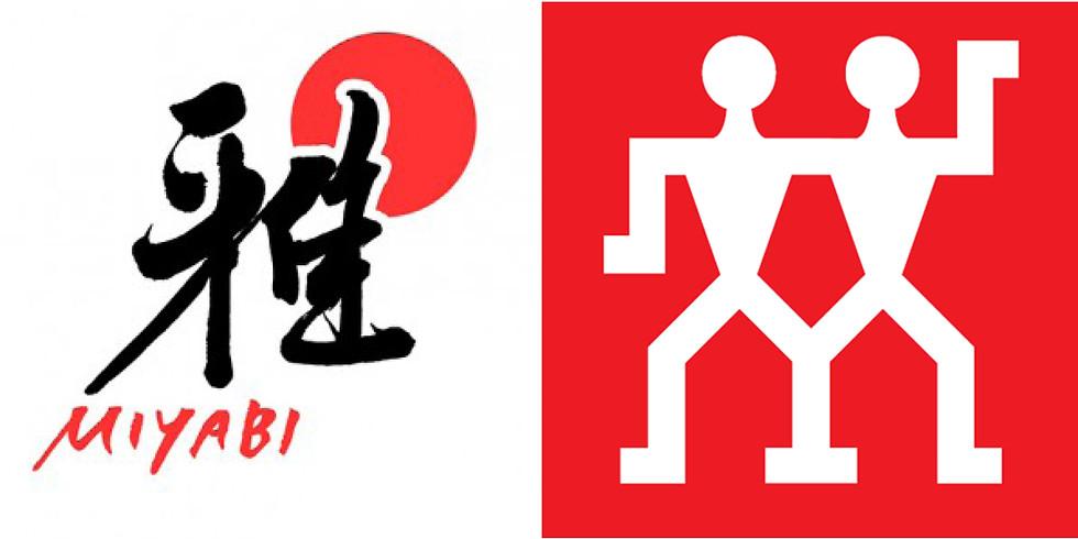 Demo Coorevits Beveren-Leie: Zwilling en Miyabi zaterdag 19 december