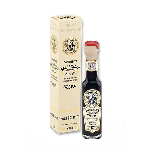Condimento Balsamico Nobile Serie 12 botti 100ml