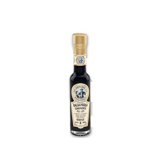 Condimento Balsamico Pregiato Serie 6 botti 250ml