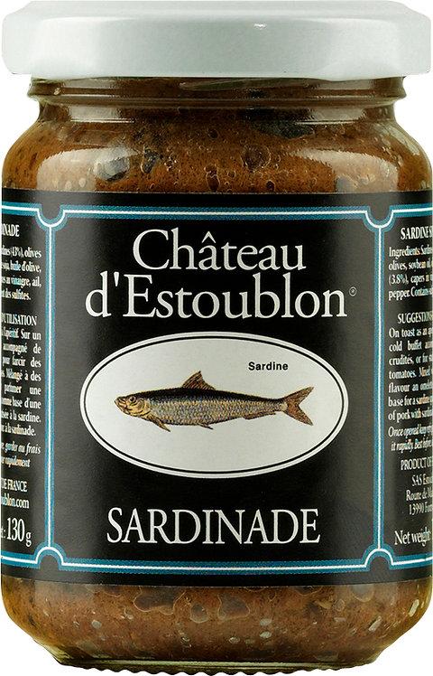 Crème Sardinade 130gr
