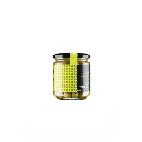 Arbequina olijven 200gr