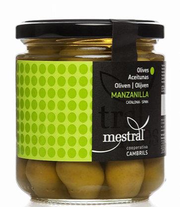 Manzanilla olives 200gr