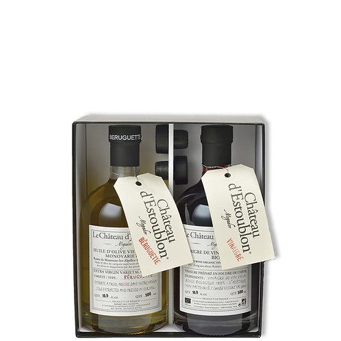 coffret olie & balsamico 2x200ml