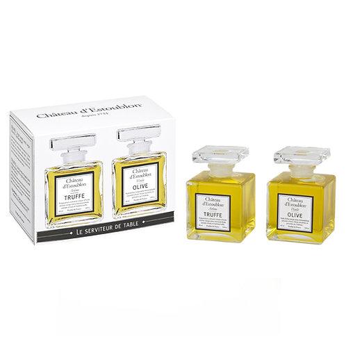 mini Flacon olie & balsamico 2x15ml