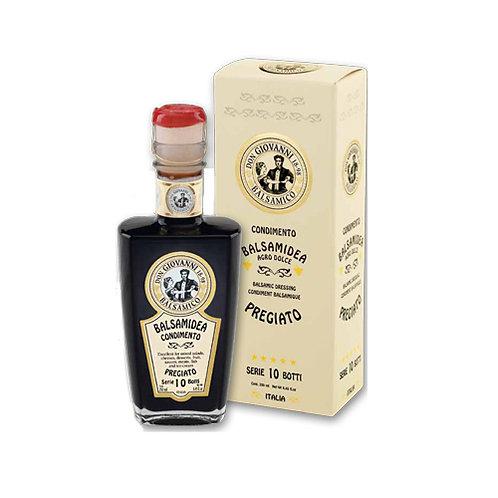 Condimento Balsamico Pregiato Serie 10 botti 250ml