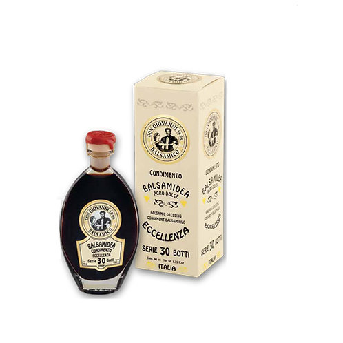 Condimento Balsamico Eccellenza Serie 30 botti 40ml
