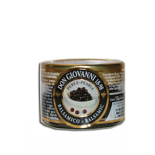 Balsamico pearls classic 50gr
