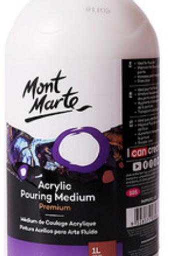 MontMarte流體畫助流液