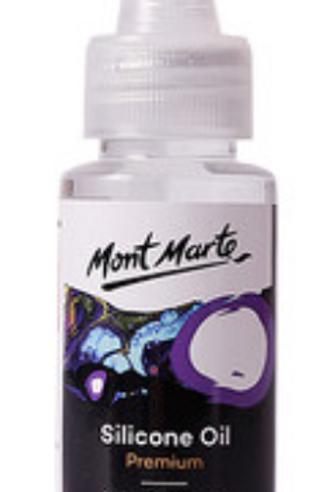 MontMarte流體畫矽油