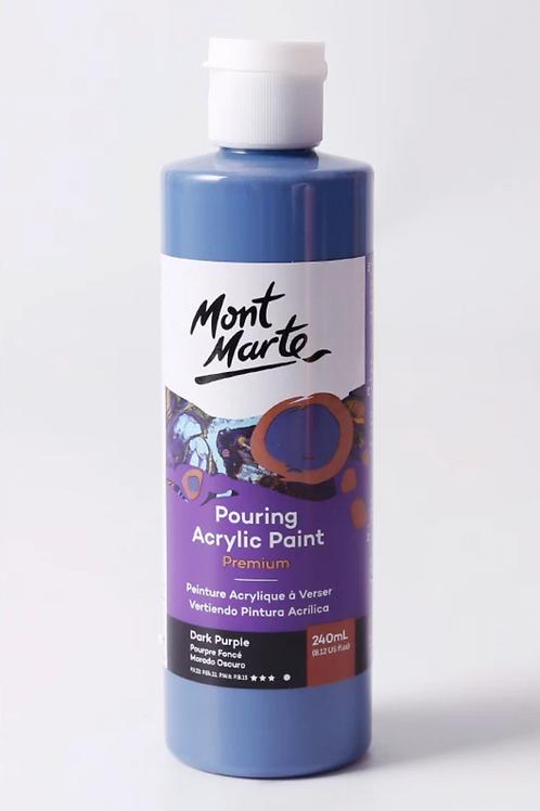 MontMarte流體顏料特別色系240ml單支裝