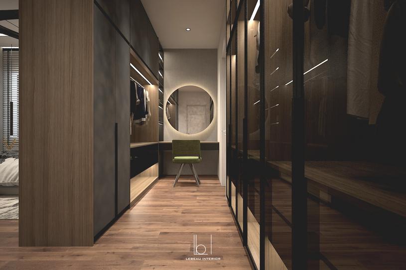 Bedroom 2 Walk-In Wardrobe